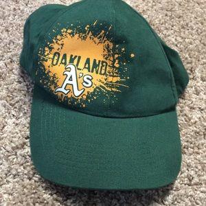 Oakland A's cap